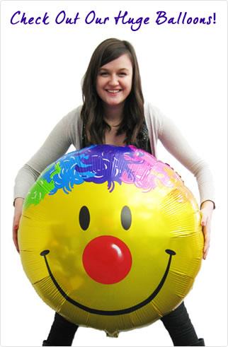huge balloon example